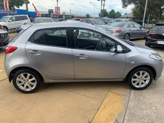 2009 Mazda 2 DE10Y1 Maxx Silver 4 Speed Automatic Hatchback