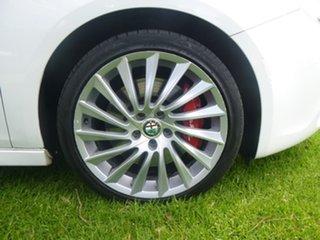 2013 Alfa Romeo Giulietta Series 0 Distinctive White Sports Automatic Dual Clutch Hatchback