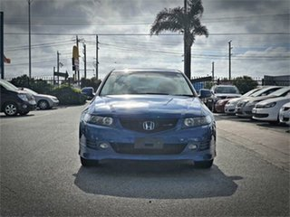 2006 Honda Accord Euro CL R Blue Manual Sedan.