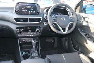 2020 Hyundai Tucson TL3 MY21 Elite 2WD Aqua Blue 6 Speed Automatic Wagon