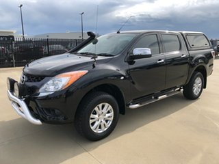 2013 Mazda BT-50 UP0YF1 GT 6 Speed Manual Utility