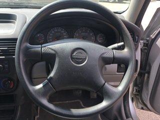 2003 Nissan Pulsar N16 LX Plus Silver 5 Speed Manual Sedan