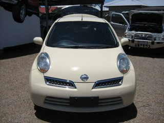 2010 Nissan Micra.