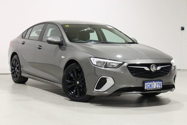 Used Holden Commodore ZB RS Bentley, 2018 Holden Commodore ZB RS Grey 9 Speed Automatic Liftback
