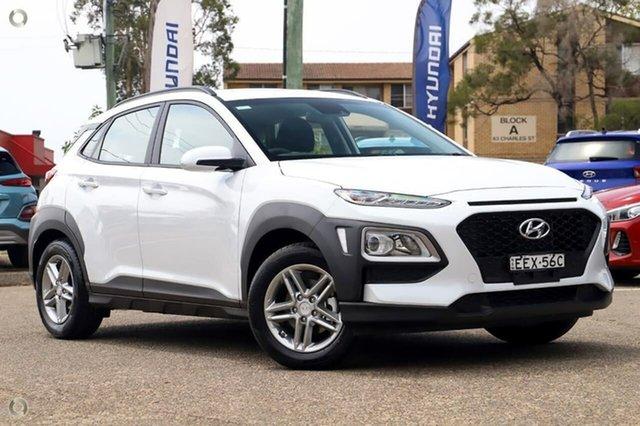 Demo Hyundai Kona Warwick Farm, Os.3 Active 2.0 Mpi 6spd Auto 2wd Wagon