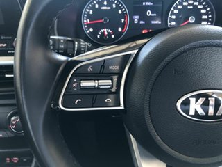 2019 Kia Cerato BD MY20 SI Red 6 Speed Sports Automatic Hatchback