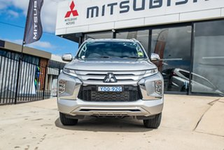 2020 Mitsubishi Pajero Sport QF MY20 GLS Sterling Silver 8 Speed Sports Automatic Wagon