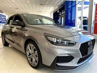2020 Hyundai i30 PD.V4 MY21 N Line D-CT Fluidic Metal 7 Speed Sports Automatic Dual Clutch Hatchback.