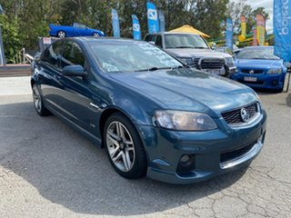 2012 Holden Commodore VE II MY12 SV6 Grey 6 Speed Automatic Sedan.