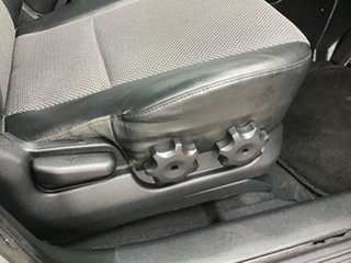 2009 Kia Sportage KM2 MY10 LX Grey 5 Speed Manual Wagon
