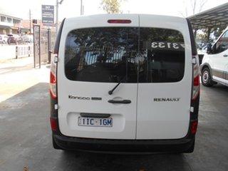 2016 Renault Kangoo X61 MY14 Maxi White 6 Speed Manual Van.