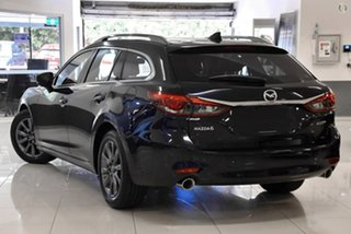 2020 Mazda 6 GL1033 Touring SKYACTIV-Drive Blue 6 Speed Sports Automatic Wagon