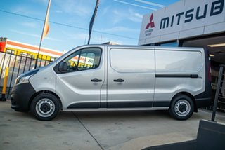 2020 Mitsubishi Express SN MY21 GLX LWB DCT Silver 6 Speed Sports Automatic Dual Clutch Van