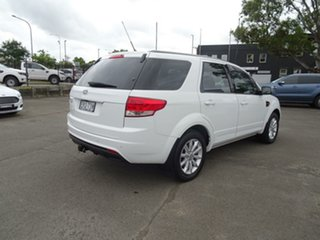 2014 Ford Territory SZ MkII TX Seq Sport Shift Winter White 6 Speed Sports Automatic Wagon