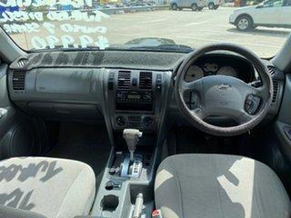 2006 Hyundai Terracan CRDi Black 4 Speed Automatic Wagon