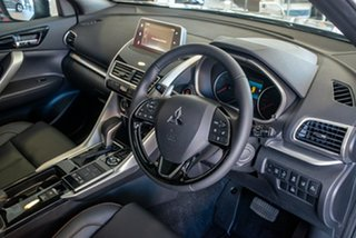 2019 Mitsubishi Eclipse Cross YA MY20 Exceed AWD Sterling Silver 8 Speed Constant Variable Wagon