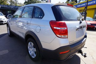 2017 Holden Captiva CG MY17 LS 2WD Nitrate Silver 6 Speed Sports Automatic Wagon.