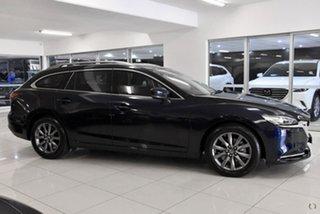 2020 Mazda 6 GL1033 Touring SKYACTIV-Drive Blue 6 Speed Sports Automatic Wagon