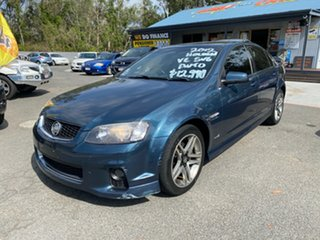 2012 Holden Commodore VE II MY12 SV6 Grey 6 Speed Automatic Sedan