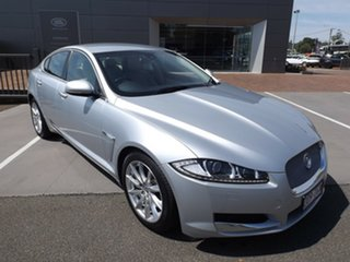 2011 Jaguar XF X250 MY12 Premium Luxury 6 Speed Sports Automatic Sedan.