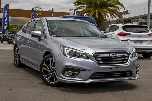 Used Subaru Liberty B6 MY19 2.5i CVT AWD Premium Aspley, 2019 Subaru Liberty B6 MY19 2.5i CVT AWD Premium Silver 6 Speed Constant Variable Sedan