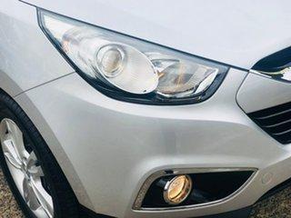 2013 Hyundai ix35 LM2 SE Silver, Chrome 6 Speed Sports Automatic Wagon