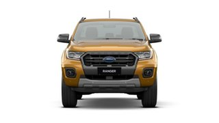 2020 Ford Ranger PX MkIII 2021.25MY Wildtrak Saber 10 Speed Sports Automatic Double Cab Pick Up.