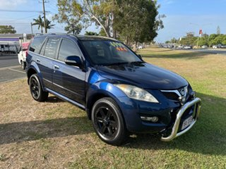 2011 Great Wall X240 CC6461KY Blue 5 Speed Manual Wagon