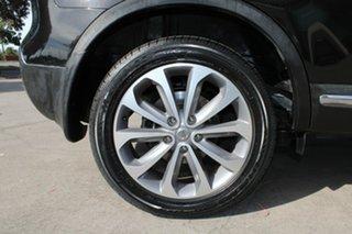 2013 Nissan Dualis J10 Series 3 TI (4x2) Black 6 Speed CVT Auto Sequential Wagon