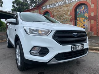 2019 Ford Escape ZG 2019.25MY Ambiente White 6 Speed Sports Automatic SUV