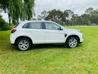 2019 Mitsubishi ASX XD MY20 LS 2WD 1 Speed Constant Variable Wagon