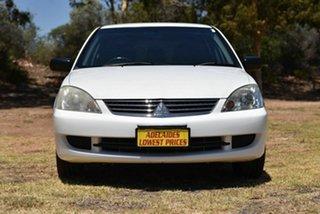 2008 Mitsubishi Lancer CH MY07 ES White 4 Speed Sports Automatic Wagon.