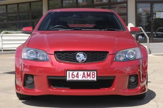 2010 Holden Commodore VE II SS V Red 6 Speed Manual Sedan