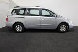 2009 Kia Grand Carnival VQ MY09 EXE Tiptronic Silver 5 Speed Sports Automatic Wagon.