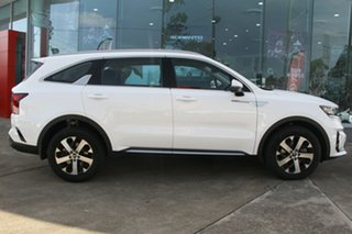 2020 Kia Sorento MQ4 MY21 Sport AWD Snow White Pearl 8 Speed Sports Automatic Dual Clutch Wagon.