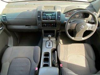 2007 Nissan Pathfinder R51 MY07 ST Silver 5 Speed Sports Automatic Wagon