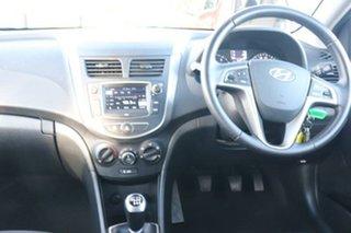 2019 Hyundai Accent RB6 MY19 Sport Thunder Bolt 6 Speed Manual Hatchback