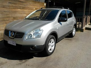 2008 Nissan Dualis J10 ST AWD Silver 6 Speed Manual Hatchback