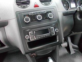2014 Volkswagen Caddy White 5 Speed Automatic Van