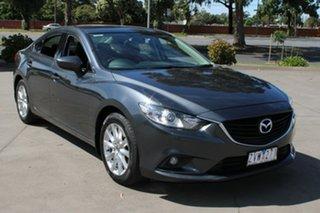 2013 Mazda 6 6C Sport Grey 6 Speed Automatic Sedan.