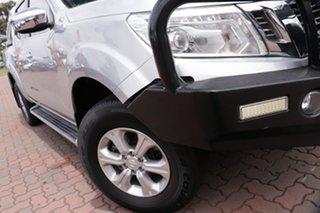 2015 Nissan Navara D23 ST Silver 6 Speed Manual Utility.