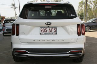 2020 Kia Sorento MQ4 MY21 Sport AWD Snow White Pearl 8 Speed Sports Automatic Dual Clutch Wagon