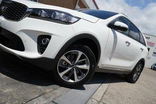 2019 Kia Sorento UM MY20 SLi AWD White 8 Speed Sports Automatic Wagon.
