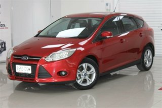 2014 Ford Focus LW MkII Trend 5 Speed Manual Hatchback