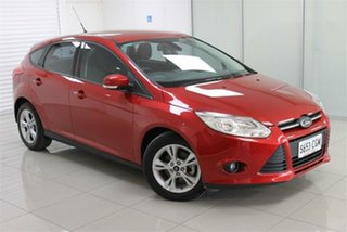 2014 Ford Focus LW MkII Trend 5 Speed Manual Hatchback.