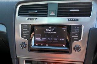2014 Volkswagen Golf VII MY15 90TSI DSG Grey 7 Speed Sports Automatic Dual Clutch Hatchback
