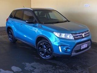 2016 Suzuki Vitara LY GL+ Blue 6 Speed Automatic Wagon
