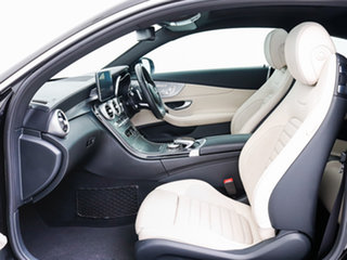 2016 Mercedes-Benz C300 205 MY16 Black 7 Speed Automatic Coupe