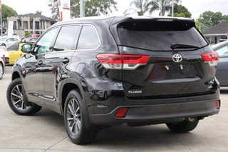 2019 Toyota Kluger GSU55R GXL AWD Eclipse Black 8 Speed Automatic Wagon.