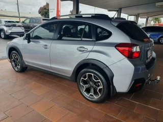 2012 Subaru XV MY13 2.0I-L Silver Continuous Variable Wagon.
